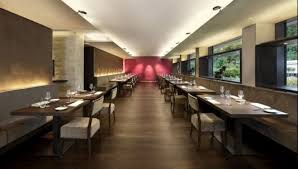 restaurant lessing interior design by berschneider home design