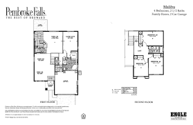 Lenox Floor Plan Pembroke Falls Malibu Model Home For Sale Willard Realty Team