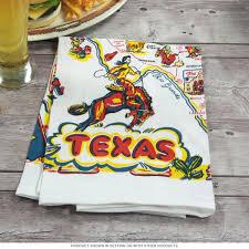 kitchen towel designs texas souvenir state map kitchen towel towels texas and kitchens