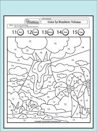 volcano worksheets worksheets releaseboard free printable