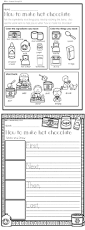 snowflake bentley worksheets winter math and literacy no prep printables first grade literacy