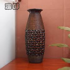Tall Vases Wholesale Top Cut Terracotta Vase As Wells As Champagne Diamond Cut