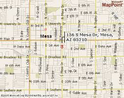 mesa az map lesueur s tuxedos home page