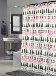 Bed Bath And Beyond Tree Shower Curtain Holiday Shower Curtain Curtains Decoration