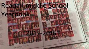 middle school yearbooks middle school yearbook 2015 2016