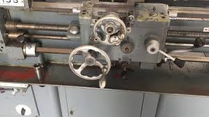 harrison 155 lathe youtube