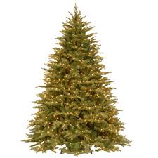 national tree company 7 1 2 ft feel real nordic spruce hinged