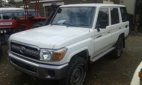 toyota landcruiser hzj76 5 door suv year 2009 4200cc manual