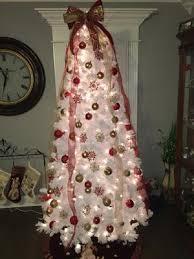 walmart christmas tree our christmas tree walmart tree flocked