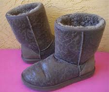 ugg australia womens black grey adirondack boots ugg australia womens adirondack boot ll gray chrc 10 ebay