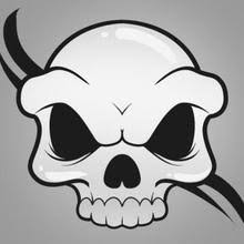 how to draw how to draw a skull for hellokids com