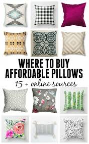 Home Decor Sites L by Best 25 Decorative Pillows Ideas On Pinterest Decorative Bed