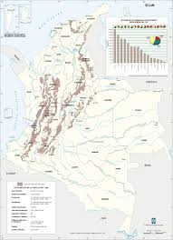 Florida Map Cities Colombia Physical Map Cities