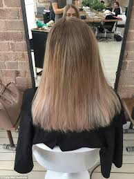 Washing Hair After Coloring At Home - how much time and money it takes to fix a bad dye job daily mail