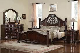 wellsuited hardwood bedroom set wood cherry bedroom furniture
