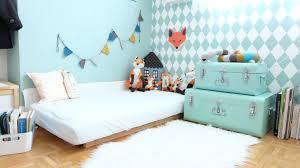 amenager chambre enfant comment aménager une chambre d enfant selon la pédagogie montessori