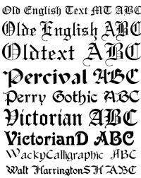 old english fonts jumper gems pinterest english fonts and