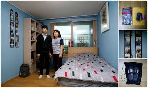 Children S Rooms Photos Parents Of South Korea Ferry Victims In Their Children U0027s