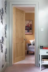 Interior 4 Panel Doors Shaker 4 Panel Oak Fd30 Door Doors Price Match