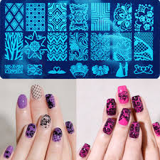online get cheap nail stamp designs aliexpress com alibaba group