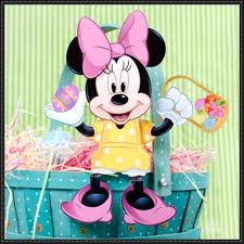 minnie mouse easter egg minnie mouse papercrafts papercraftsquare