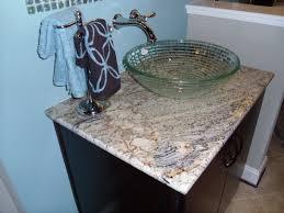 bathroom vanities awesome nice looking glass bathroom vanity top