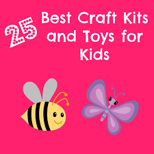 best craft kits and craft toys for kids carefree crafts