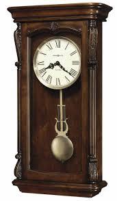 howard miller 625 378 henderson chiming wall clock the clock depot