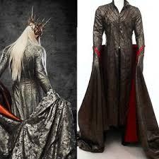 Hobbit Halloween Costume Hobbit Elves King Thranduil Cosplay Costume Custom
