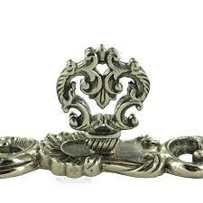 traditional architectural designs 7 3 8 solid brass escutcheon