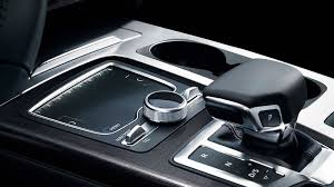 audi touchpad the audi q7 exuding power and presence on the road auto mart