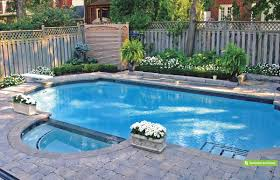 Small Pools For Small Backyards by Small Pools Betz Pools