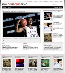 10 best free wordpress magazine style themes templates dobeweb
