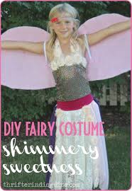 a thrifter in disguise diy fairy costume part 2 shimmery top