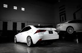 lexus is250 white wheels customized lexus is250 f sport exclusive motoring miami fl
