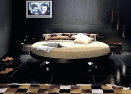modern bedroom set furniture round bed o6804 modern bedroom furniture round beds king size with led light music