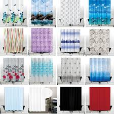 great fabric shower curtains extra wide and long w240 x l200cm