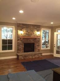 Living Room Fireplace Ideas - best 25 fireplace windows ideas on pinterest stone fireplace