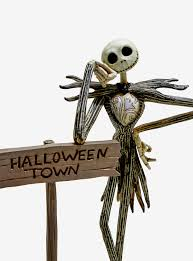 the nightmare before christmas jack skellington halloween town
