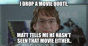 Office Space Meme Creator - michael bolton office space imgflip