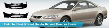 honda accord bumper cover honda accord bumper cover bumper crash 2002 2003 2004