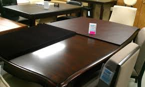 custom dining room tables superior news table pads keep your looking like fantastic for