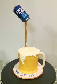 beer can cake the swirl cakes custom cakes triad nc photos