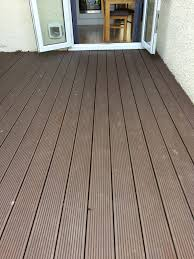 Longest Lasting Cedar Deck Stain by Decking Paint Long Lasting Finish For Decking Owatrol Direct