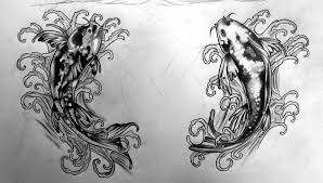 koi design 2 by circusbug on deviantart