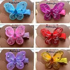 kids hair accessories children hair accessories korean girl 3d butterfly