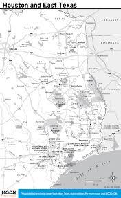 Map Of Houston Texas Printable Travel Maps Of Texas Moon Travel Guides