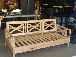 Outdoor Wood Sofa Plans Best 25 Outdoor Couch Ideas On Pinterest Diy Outdoor Furniture