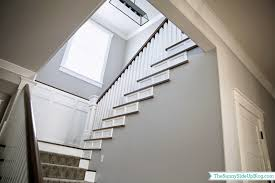 Stair Moulding Ideas by Our New Staircase The Sunny Side Up Blog