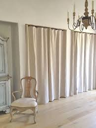 Curtains As Closet Doors Closet Curtain Ideas Best 25 Closet Door Curtains Ideas On Bedroom